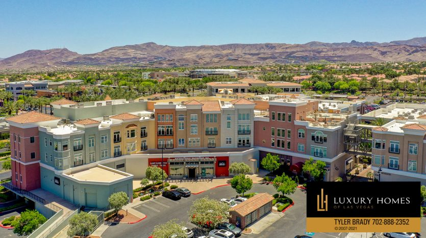 city view at District at Green Valley Ranch Home for Sale, 2220 Village Walk Dr #3306