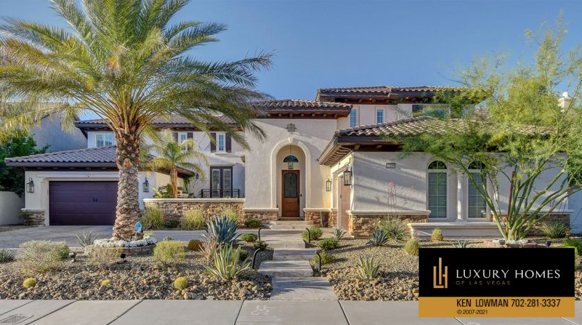 Red Rock Country Club Home for Sale, 11606 Morning Grove Dr