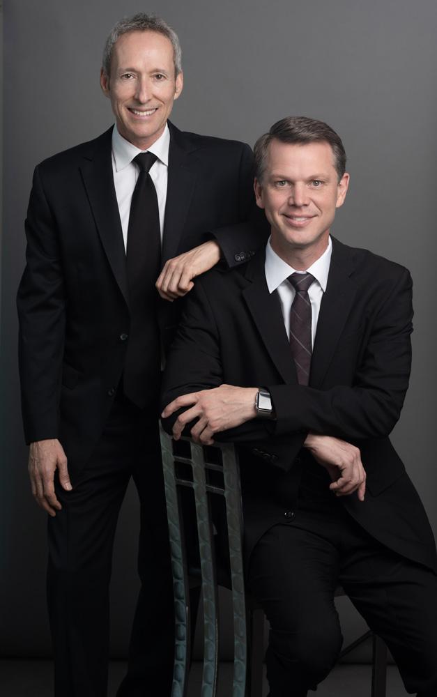 Ken and Tyler