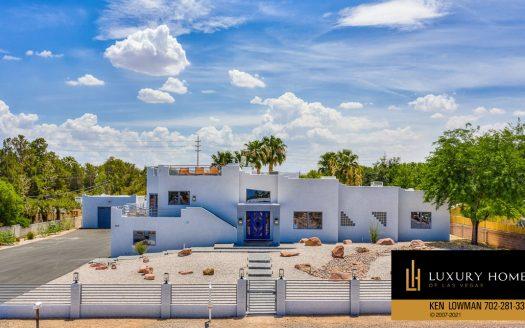 Southwest Home for Sale, 3675 W Torino Ave, Las Vegas
