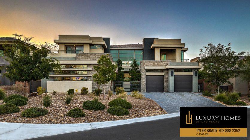 The Ridges Home for Sale, 4165 Bronze Ridge St, Las Vegas