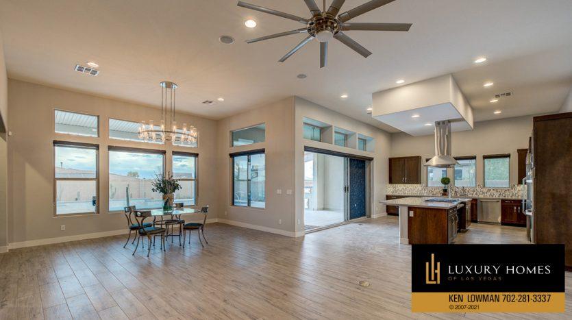 living room area at Las Vegas Luxury Home, 8306 Mojave Creek Court, Las Vegas