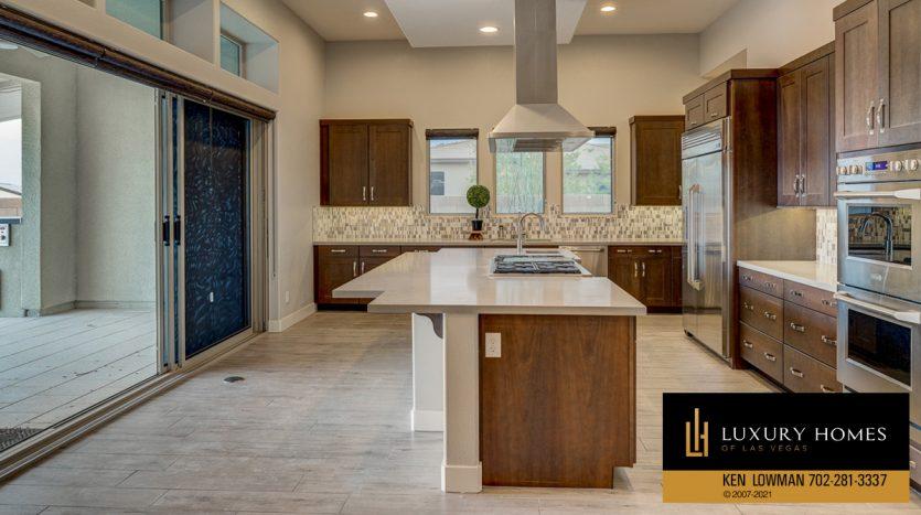 kitchen area at Las Vegas Luxury Home, 8306 Mojave Creek Court, Las Vegas