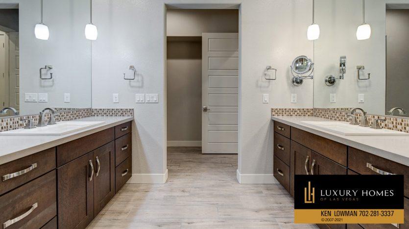 bathroom at Las Vegas Luxury Home, 8306 Mojave Creek Court, Las Vegas